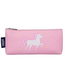 Unicorn Pencil Pouches, Pack of 2