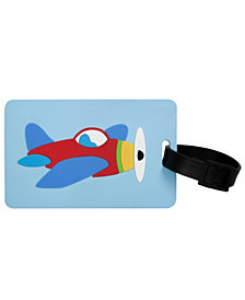 Wildkin Airplane Bag Tags, Pack of 2