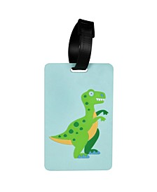 Dinosaur Bag Tags, Pack of 2