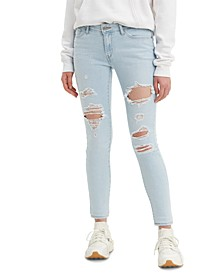 711 Ripped Skinny Jeans