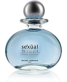 Men's Sexual Steel Pour Homme Eau de Toilette Spray, 2.5-oz.