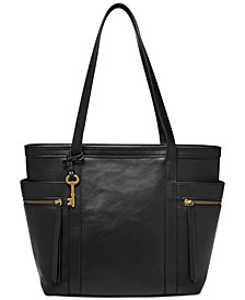 Caitlyn Leather Tote