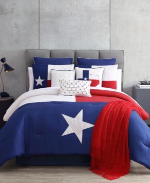 Austin 14-Pc. Reversible California King Comforter Set Bedding