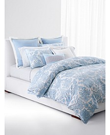 Joanna Floral Full/Queen Duvet Set