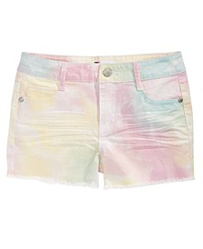 Big Girls Tie-Dye Shorts, Created for Macy's