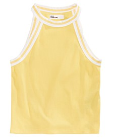 Big Girls High-Neck Tank Top, Created for Macy's