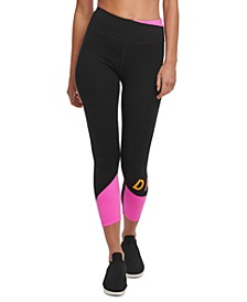 Sport Colorblocked Ankle Leggings