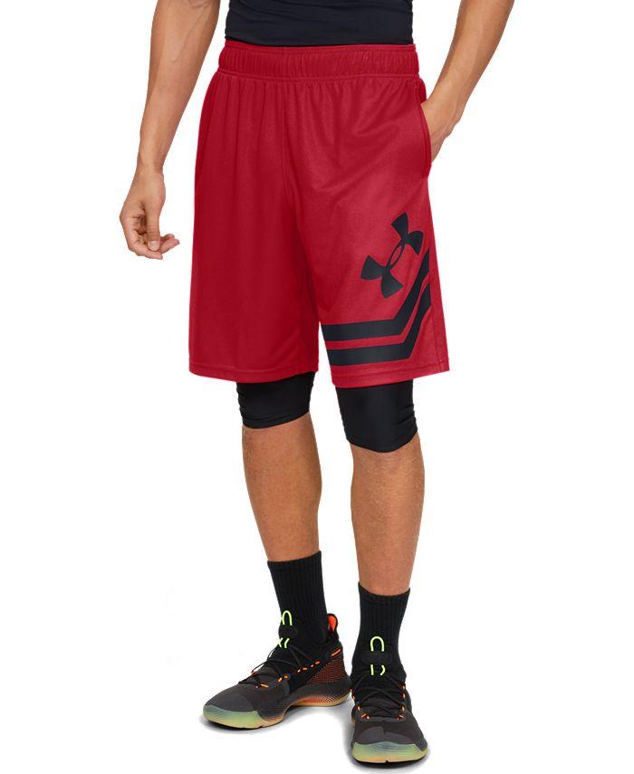 """Under Armour - Men's UA Baseline 10"""" Court Shorts"""