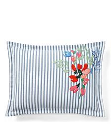 Maggie Striped Throw Pillow