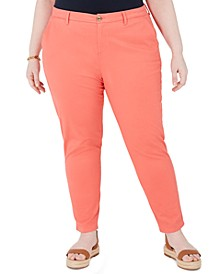 Plus Size Hampton Chino Pants