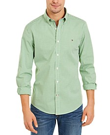 Men's Willoughby Stretch Gingham Shirt