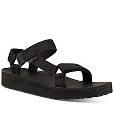 Women's Midform Universal Leather Sandals