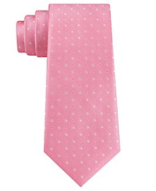 Men's Denver Dot Silk Tie