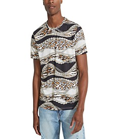 Men's Animal Prints T-Shirt