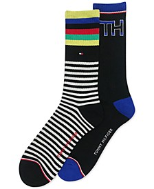 Men's 2-Pk. Casual Socks