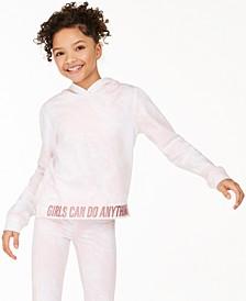 Big Girls Tie Dye Hoodie, Created for Macy's