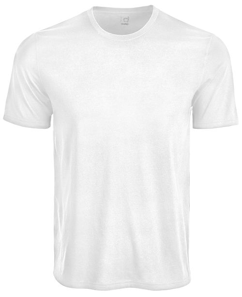 Ideology Men's Soft Touch Performance T-Shirt, Created for Macy's