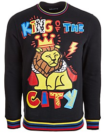 Men's King of The City Crewneck