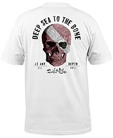 Men's Deep Sea To The Bone Graphic T-Shirt