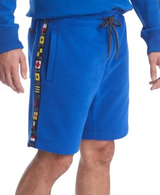 Men's Sail Tech Flag Logo Sweatshorts