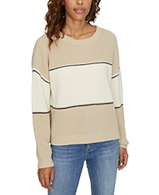 Billie Colorblocked Sweater
