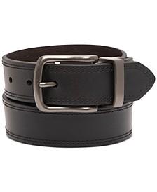Men's Embossed Reversible Belt