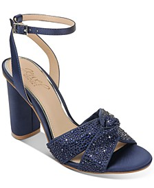 Jewel by Badgley Mischka Nicoline Evening Sandals