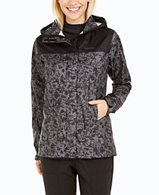 PreCip® Eco Printed Hooded Jacket