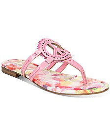 Canyon 2 Medallion Flat Sandals