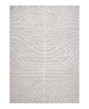 Closeout! Hotel Collection Bandipur Hb-20 Ivory 4' x 6' Area Rug