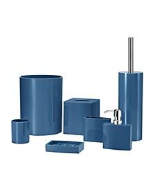 Iced 7 Piece Bathroom Accessory Set