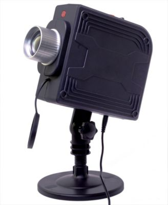 Night Stars 3D Laser Light Projector