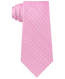 Men's Dot Slim Tie