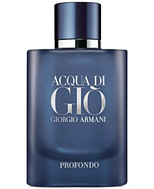 Men's Acqua di Giò Profondo Eau de Parfum Spray, 2.5-oz.