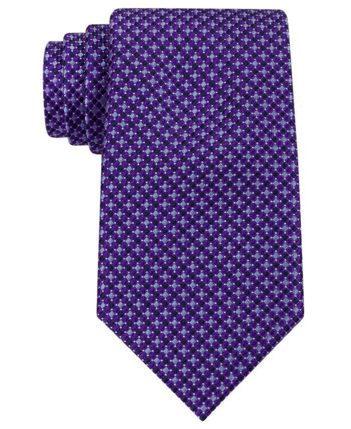 Tommy Hilfiger Men's Core Micro Silk Tie & Reviews - Ties & Pocket Squares - Men - Macy's
