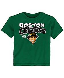 Toddlers Boston Celtics Basic Logo T-Shirt