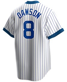 Men's Andre Dawson Chicago Cubs Coop Player Replica Jersey