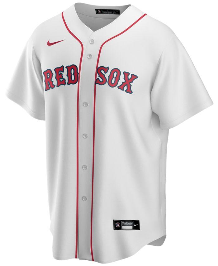 Nike Men's Boston Red Sox Official Blank Replica Jersey & Reviews - Sports Fan Shop By Lids - Men - Macy's