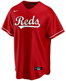 Men's Cincinnati Reds Official Blank Replica Jersey