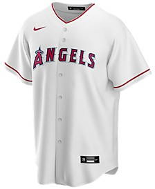 Men's Los Angeles Angels Official Blank Replica Jersey