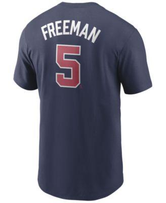 freddie freeman jersey