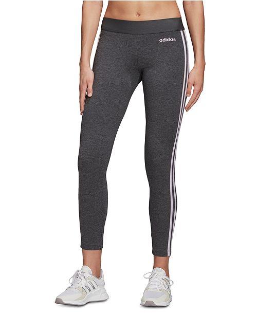 adidas Women's Essentials 3-Stripe Leggings
