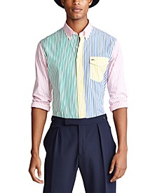 Men's Classic-Fit Poplin Fun Shirt