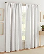94 inch grey curtains