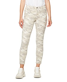 Mr Skinny Camouflage Jeans