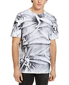 Men's Oversized Spray Wash T-Shirt