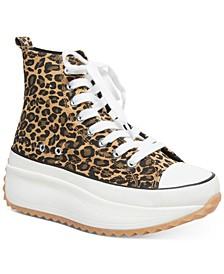 Winnona Flatform High-Top Sneakers