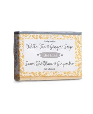 White Tea Bar Soap