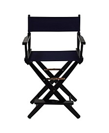 """Extra-Wide Premium 24"""" Directors Chair with Cover"""