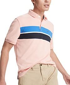 Men's Paul Stripe Polo Shirt, Created for Macy's